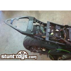 Steel subframe (rear) ZX-6R 09-17