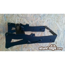 Steel subframe (front) ZX-6R 09-17