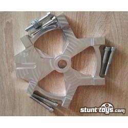 Bracket HB 3x Radial 300/310mm R6/R6S 2003-2005