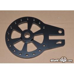 Uniwersalne stalowe mocowanie HB do CBR F4/F4i/F4i Sport