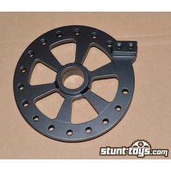 Uniwersalne stalowe mocowanie HB do Suzuki GSXR 600/750 K6-K7