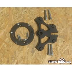 Mocowanie HB stalowe 2x Radial 298mm CBR F4/F4i/F4i SPORT