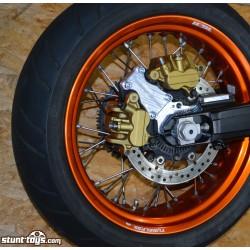 Mocowanie HB 2x Nissin do KTM SMC/SMC-R/Husqarna 701