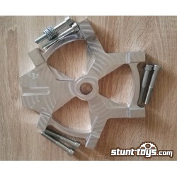 Bracket HB 3x Radial 300/310mm ZX-6R 03-04
